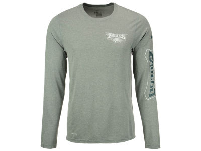 Philadelphia Eagles Nike NFL Men's Trainspeed Long Sleeve Legend T-Shirt