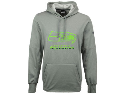 Seattle Seahawks Nike NFL Men's Trainspeed Circuit Hoodie