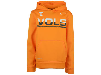 Tennessee Volunteers Nike NCAA Youth Sideline KO Hoodie