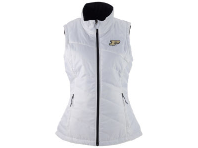 Purdue Boilermakers Columbia NCAA Women's Powder Puff Vest