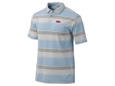 Ole Miss Rebels Columbia NCAA Fairway Polo