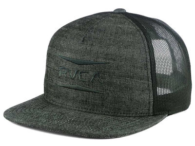 RVCA Pointed Trucker Cap