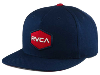 RVCA Common Wealth Snapback II Cap