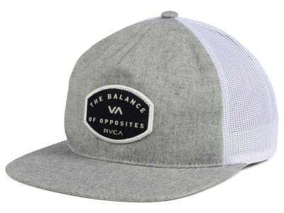 RVCA Balance Patch Trucker Cap