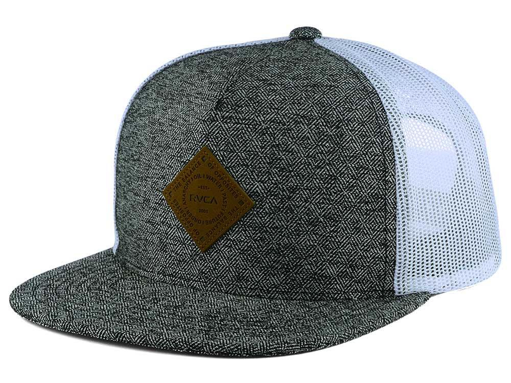 6b445af68ae RVCA Finley Trucker Hat