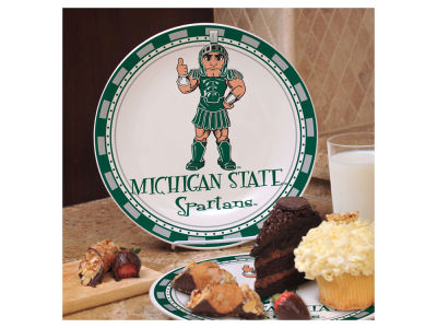 Michigan State Spartans Memory Company Ceramic Plate