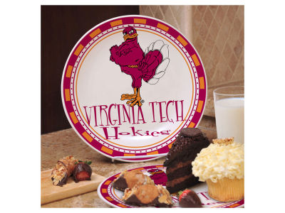 Virginia Tech Hokies Ceramic Plate