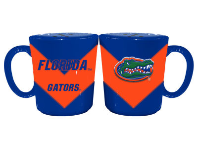 Florida Gators Chevron Style Salt & Pepper Shakers