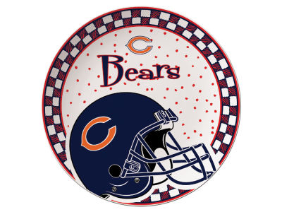 Chicago Bears Gameday Ceramic Plate