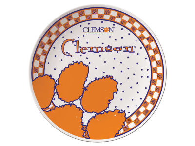 Clemson Tigers Gameday Ceramic Plate