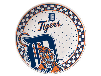 Detroit Tigers Memory Company Gameday Ceramic Plate