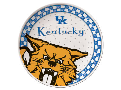 Kentucky Wildcats Gameday Ceramic Plate