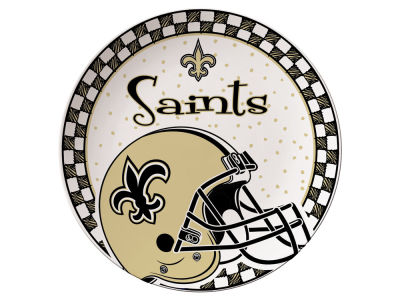 New Orleans Saints Gameday Ceramic Plate
