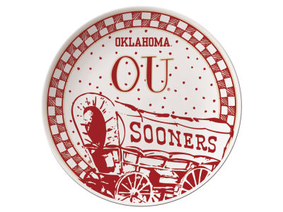Oklahoma Sooners Gameday Ceramic Plate