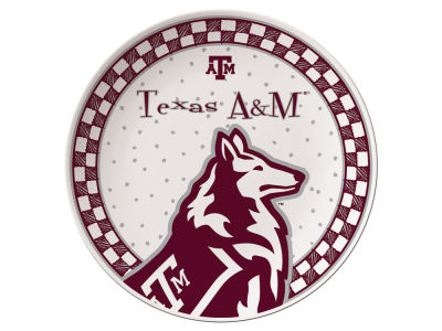 Texas A&M Aggies Gameday Ceramic Plate