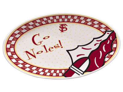 Florida State Seminoles Oval Platter
