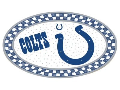 Indianapolis Colts Oval Platter