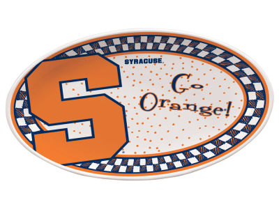 Syracuse Orange Oval Platter