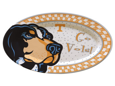 Tennessee Volunteers Oval Platter