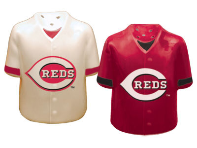 Cincinnati Reds Memory Company Gameday Salt And Pepper Shakers