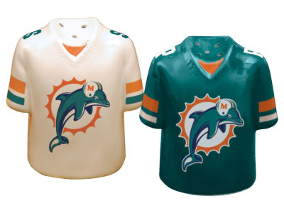 Miami Dolphins Memory Company Gameday Salt And Pepper Shakers