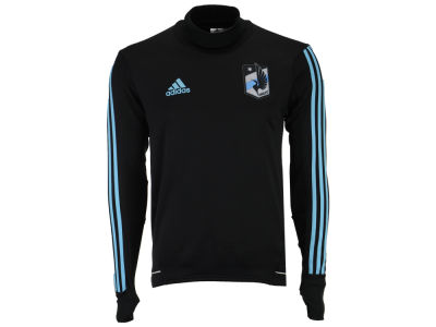 Minnesota United FC adidas MLS Men's Long Sleeve Training Top