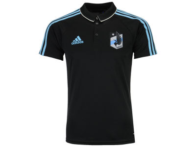 Minnesota United FC adidas MLS Men's Coaches Polo