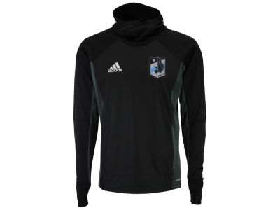 Minnesota United FC adidas MLS Men's Warm Top Hoodie