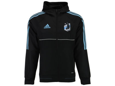 Minnesota United FC adidas MLS Men's Travel Jacket