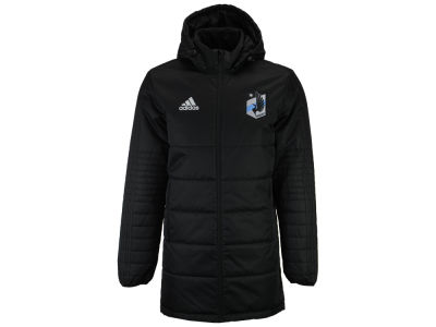 Minnesota United FC adidas MLS Men's Winter Jacket