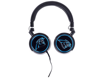 Carolina Panthers Over the Ear Headphone