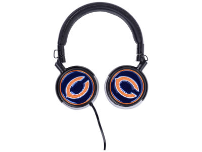 Chicago Bears Mizco Over the Ear Headphone