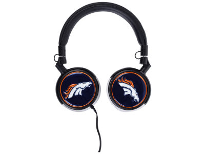 Denver Broncos Mizco Over the Ear Headphone