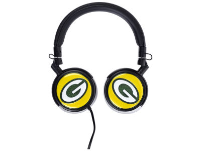 Green Bay Packers Mizco Over the Ear Headphone