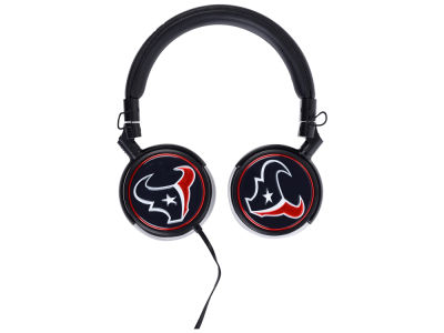 Houston Texans Mizco Over the Ear Headphone