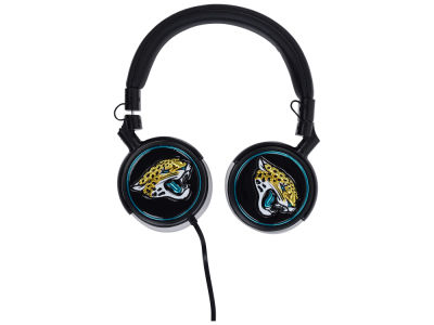 Jacksonville Jaguars Mizco Over the Ear Headphone