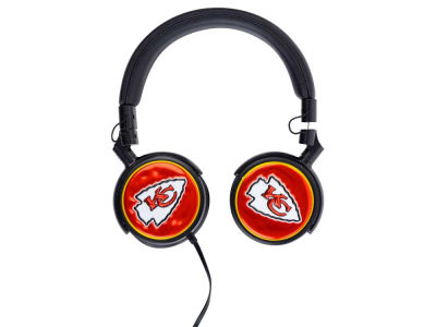 Kansas City Chiefs Over the Ear Headphone