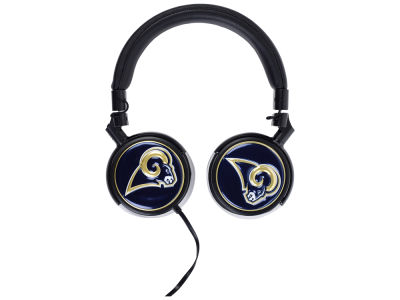 Los Angeles Rams Mizco Over the Ear Headphone