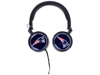 New England Patriots Mizco Over the Ear Headphone