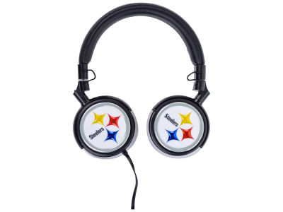 Pittsburgh Steelers Over the Ear Headphone