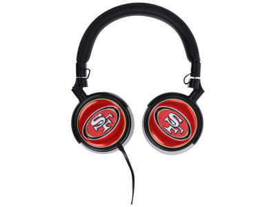 San Francisco 49ers Over the Ear Headphone