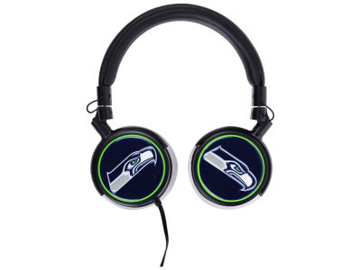 Seattle Seahawks Mizco Over the Ear Headphone