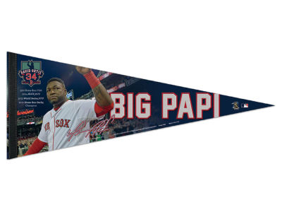 Boston Red Sox David Ortiz 12x30 Premium Player Pennant