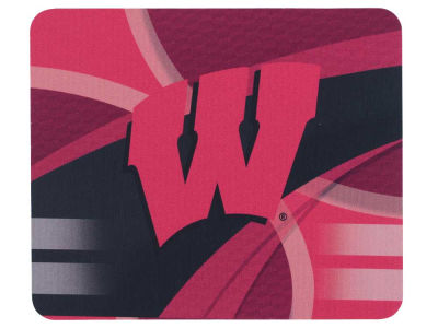 Wisconsin Badgers Mousepad