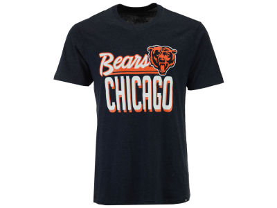 Chicago Bears '47 NFL Men's Script Club T-Shirt