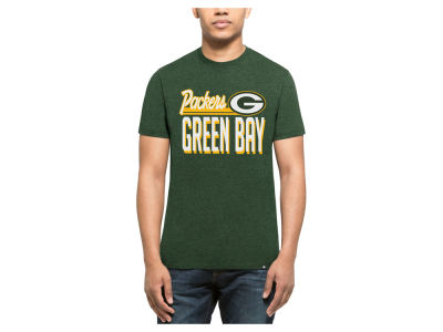 Green Bay Packers '47 NFL Men's Script Club T-Shirt