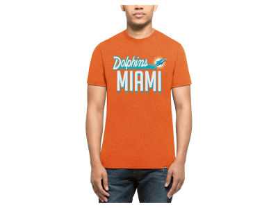 Miami Dolphins '47 NFL Men's Script Club T-Shirt