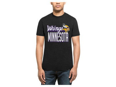 Minnesota Vikings '47 NFL Men's Script Club T-Shirt