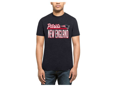 New England Patriots '47 NFL Men's Script Club T-Shirt