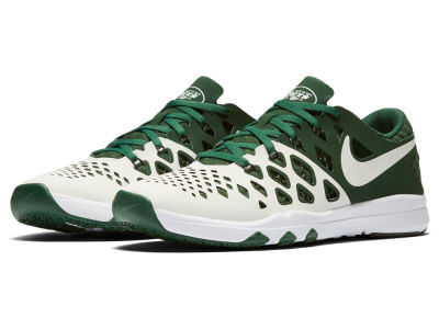 New York Jets Nike Train Speed 4 NFL Kickoff Shoes